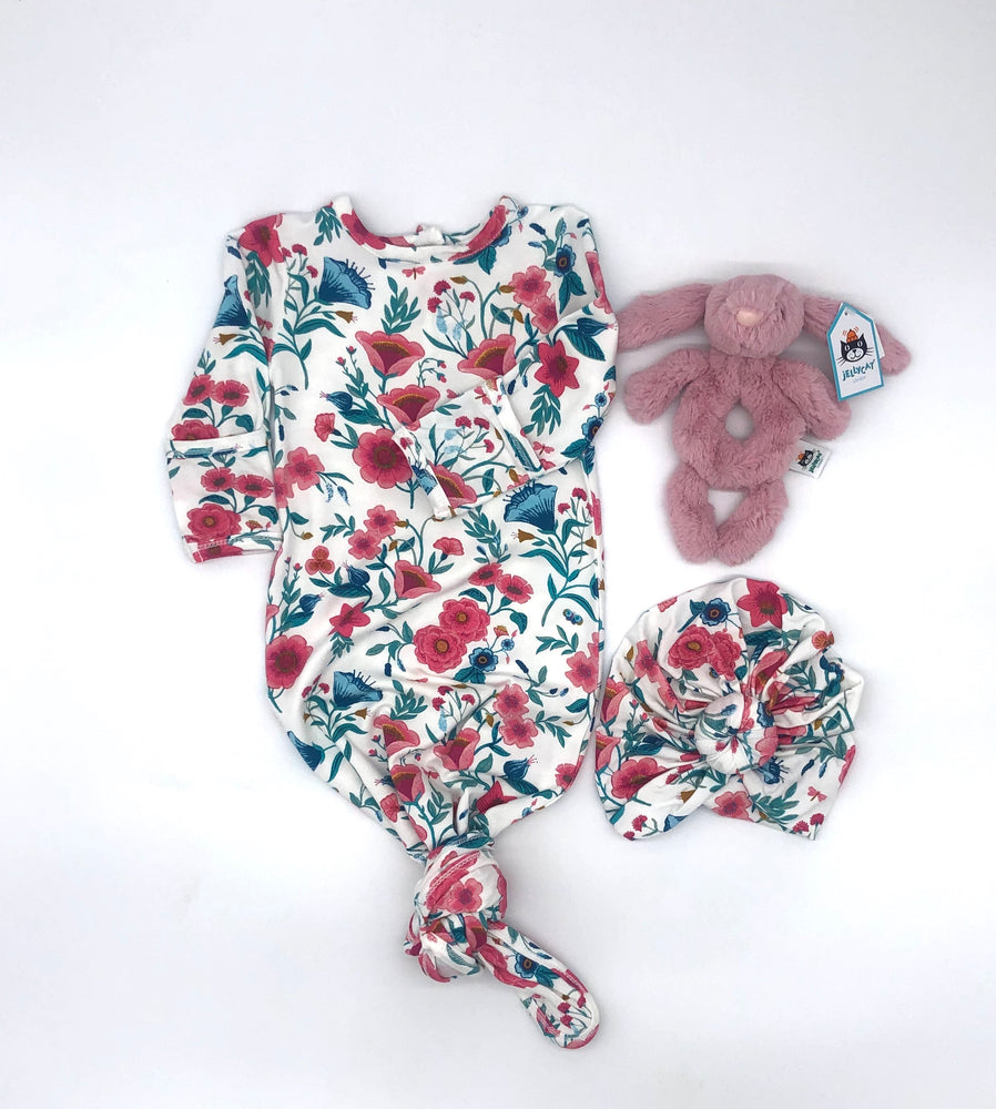 Flower Baby Bundle