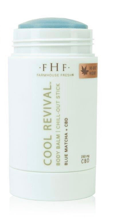 Farm House Fresh, Gifts - Beauty & Wellness,  Cool Revival® Body Balm | Chill Out Stick