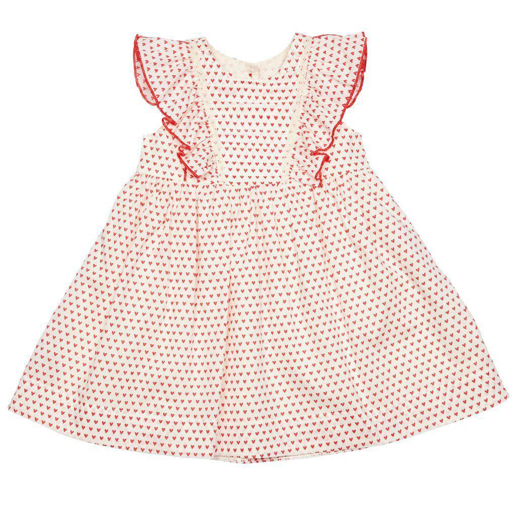 Pink Chicken Goldie Dress-Girl - Dresses-Pink Chicken-2Y-Eden Lifestyle