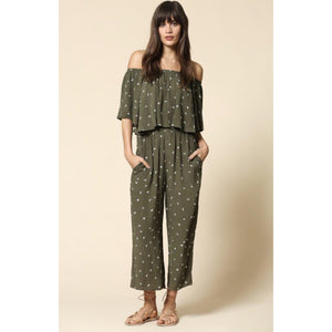 Boho Jumper-Women - Rompers-Eden Lifestyle-Small-Eden Lifestyle