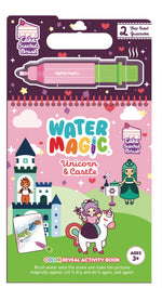 Water Magic - Unicorn & Castle