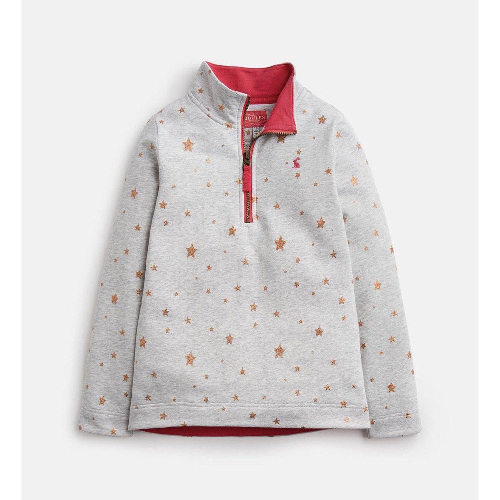 Joules Shining Stars Sweatshirt-Girl - Sweaters-Joules-5-Eden Lifestyle