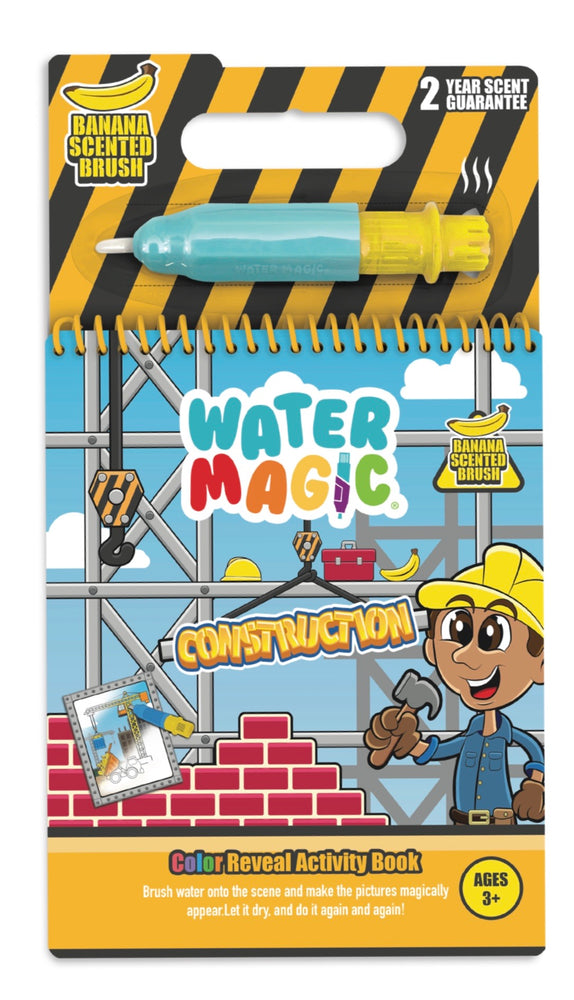 Water Magic - Construction