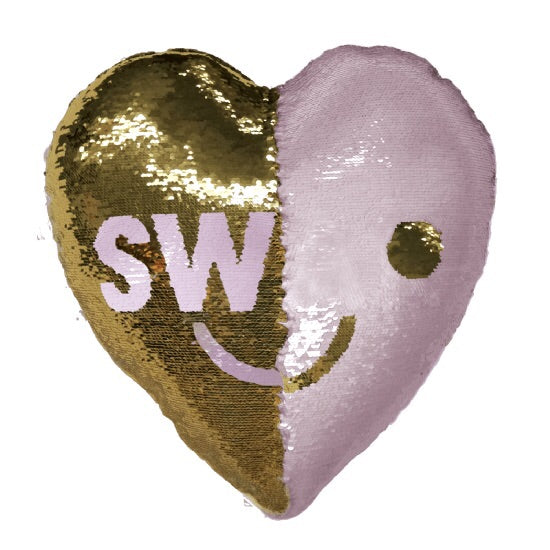 Eden Lifestylekids, Gifts,  Swak Reversible Sequin Pillow