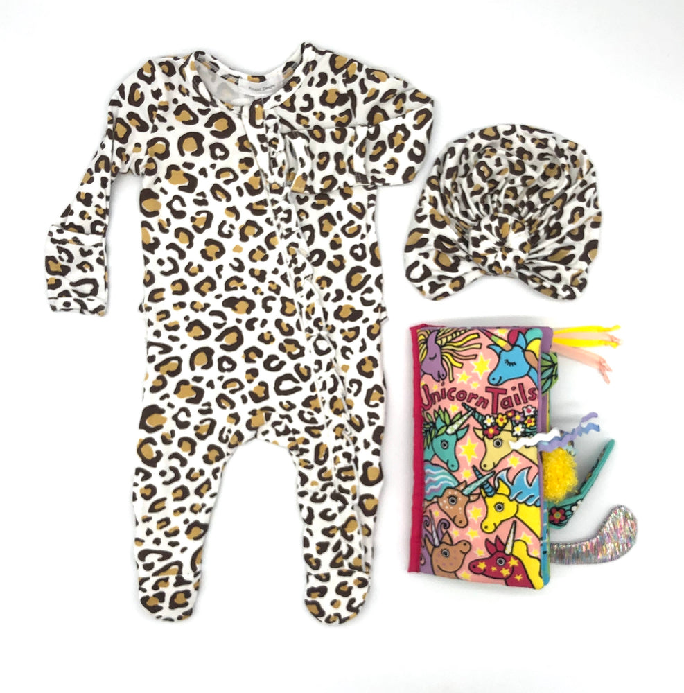 Leopard Baby Bundle