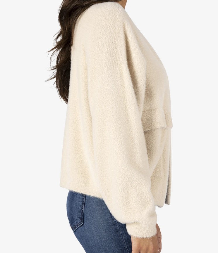 KUT from the Kloth, Women - Outerwear,  KUT from the Kloth Jana Long Sleeve Cardigan Sweater