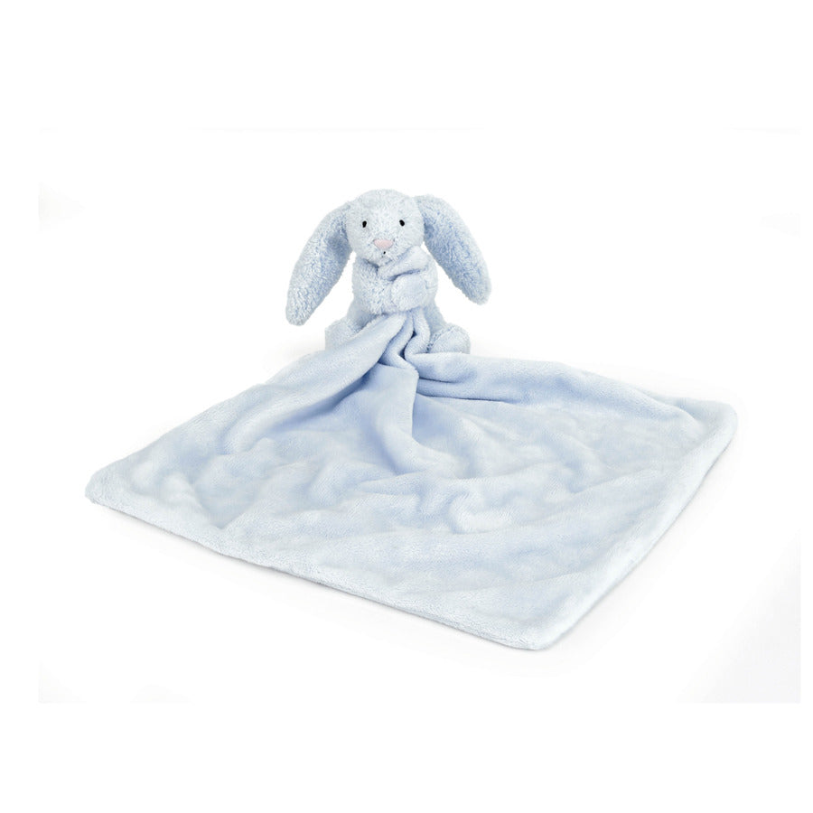Bashful Blue Bunny Soother-Baby - Soothing-Jellycat-Eden Lifestyle
