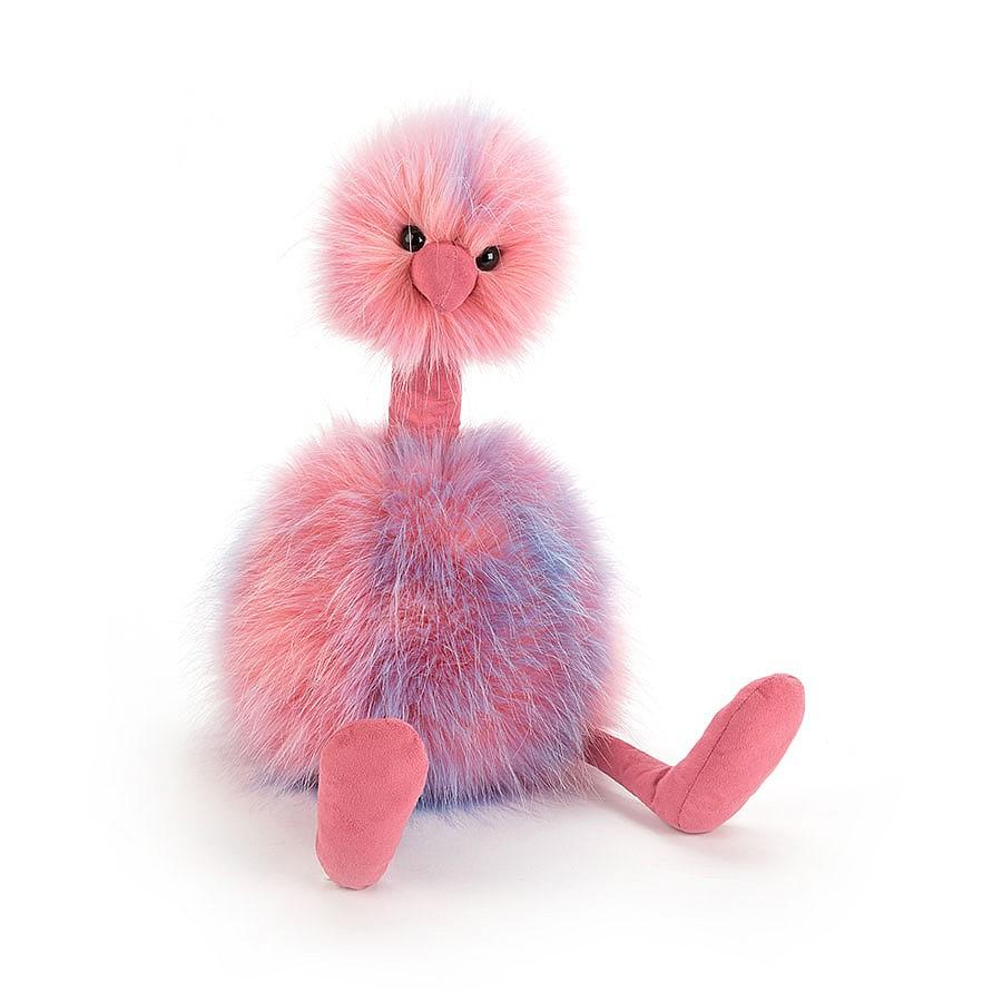 Cotton Candy Pompom Large-Gifts - Stuffed Animals-Jellycat-Eden Lifestyle