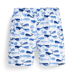 Jojo Maman Bebe Boys' No Diaper Swim Trunks-Boy - Swimwear-Jojo Maman Bebe-2-3Y-Eden Lifestyle