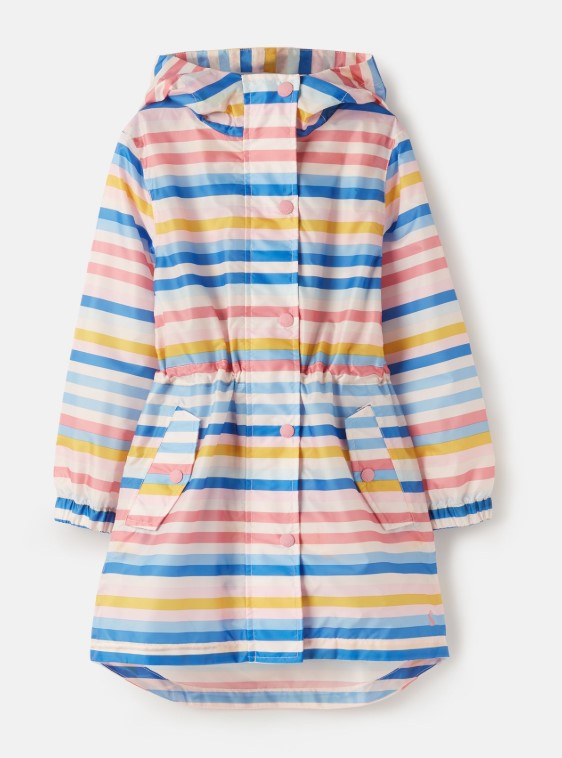 Joules Golightly Packable Waterproof Jacket