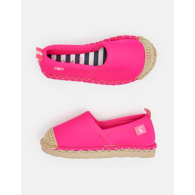 Joules Ocean Flippadrilles - Pink-Shoes - Girl-Joules-9-Eden Lifestyle