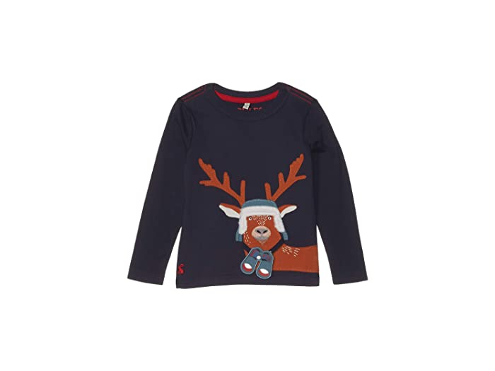 Joules Chomp Applique Tee