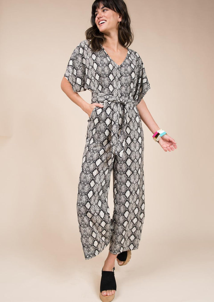 Uncle Frank, Women - Rompers,  Cropped Jumpsuit