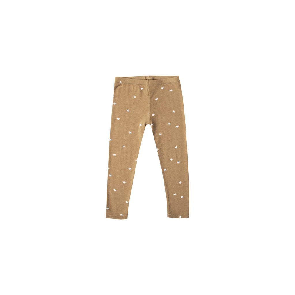 Rylee & Cru Stars Knit Legging-Girl - Leggings-Rylee and Cru-2-3Y-Eden Lifestyle