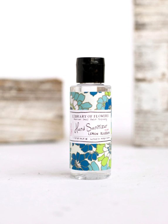 Lollia, Gifts - Beauty & Wellness,  Lemon Blossom Hand Sanitizer Gel - 2 oz