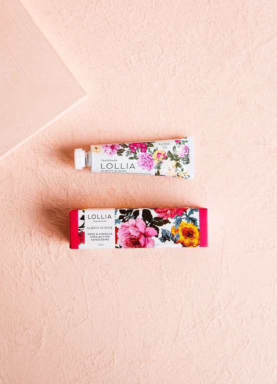 LOLLIA Always in Rose Petite Treat Handcreme