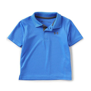 Under Armour, Baby Boy Apparel - Shirts & Tops,  Match Play Polo - Mako