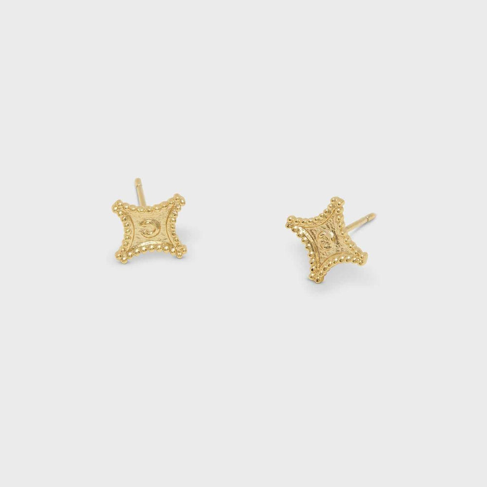 Gorjana, Accessories - Jewelry,  Gorjana Maya Diamond Stud