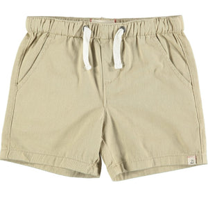 Me & Henry, Boy - Shorts,  Me and Henry - Stone Twill Boys Shorts