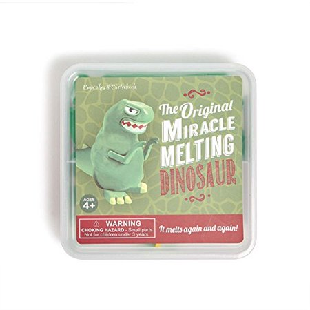 The Original Melting Dinosaur