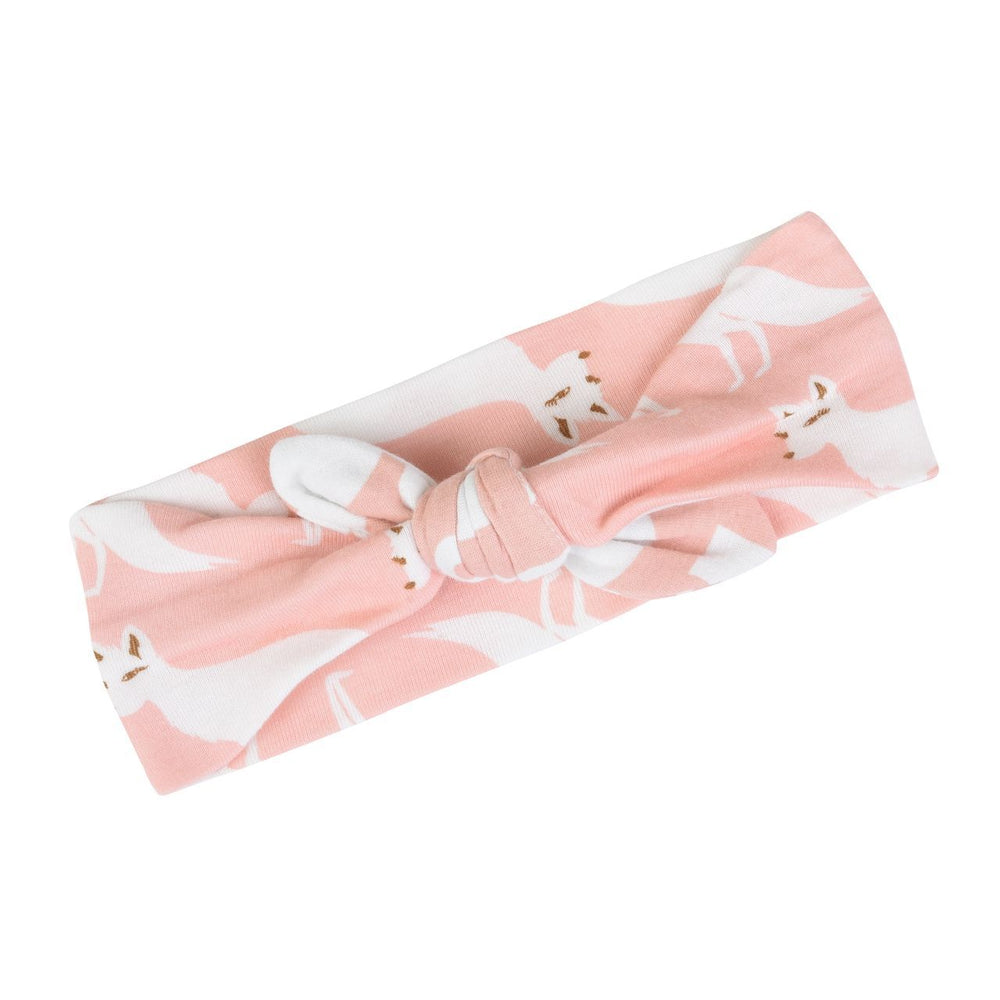 Milkbarn Headband-Accessories - Bows & Headbands-Milkbarn-Pink Fox-Eden Lifestyle