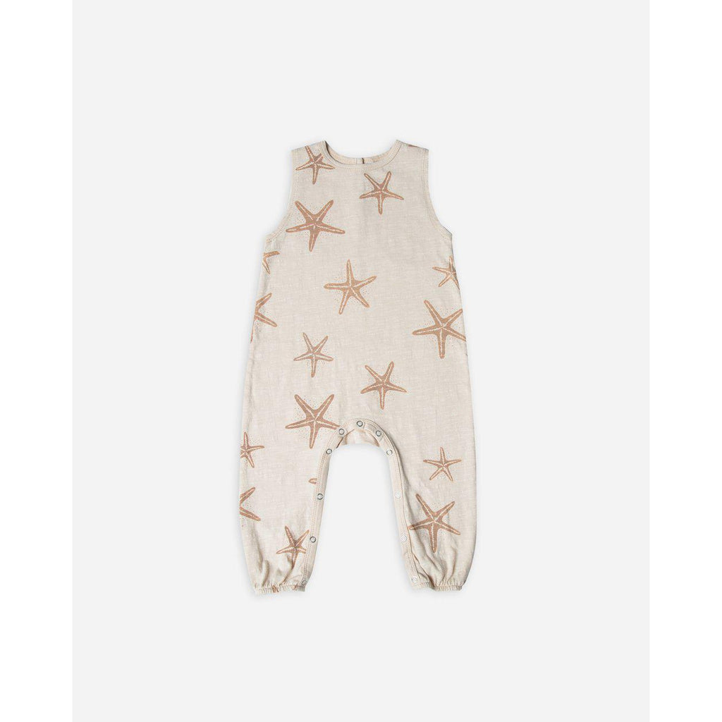 Rylee and Cru, Romper, Eden Lifestyle, Sleeveless Jumpsuit - Starfish
