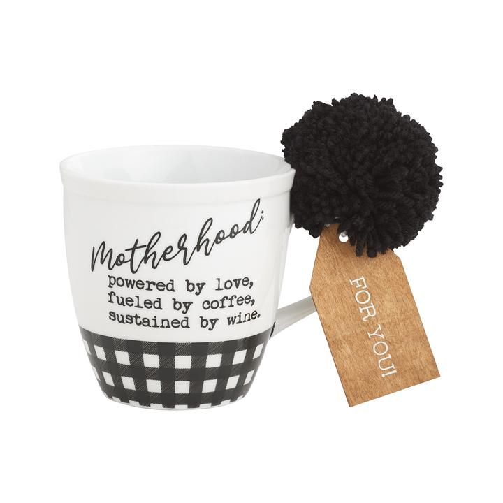 Motherhood Mug - Eden Lifestyle