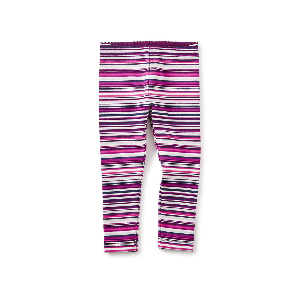 Tea, Leggings, Eden Lifestyle, Multistripe Baby Leggings - Cosmicberry