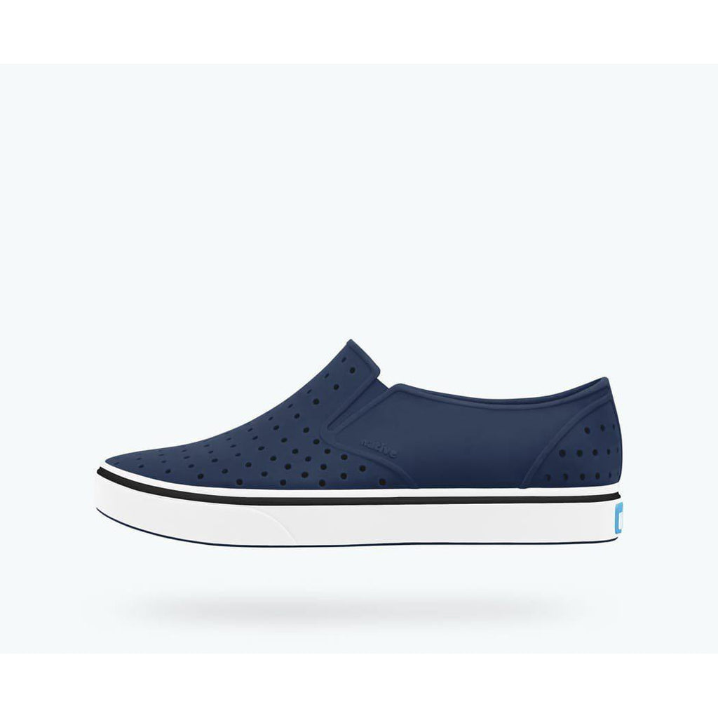 Native Miles - Regatta Blue/Shell White-Shoes - Boy-Native-C6-Eden Lifestyle