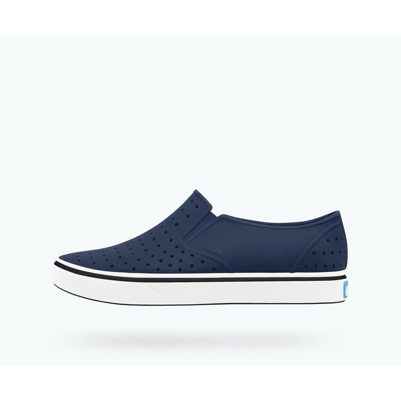 Native, Shoes, Eden Lifestyle, Native Miles - Regatta Blue/Shell White