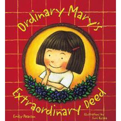 Ordinary Mary's Extraordinary Deed Book-Books-Eden Lifestyle-Eden Lifestyle
