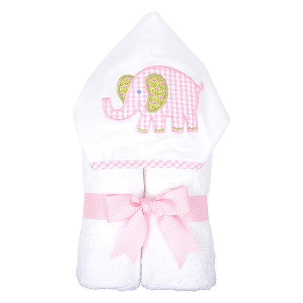 3 Marthas, Gifts, Eden Lifestyle, Pink Elephant Towel