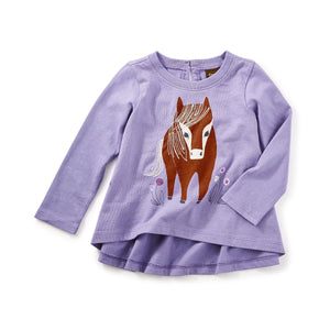 Ponaidh Twirl Top-Baby Girl Apparel - Shirts & Tops-Tea Collection-6-9M-Eden Lifestyle