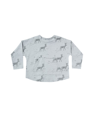 Rylee and Cru, Baby Boy Apparel - Shirts & Tops,  Rylee & Cru Buck Pouch Tee