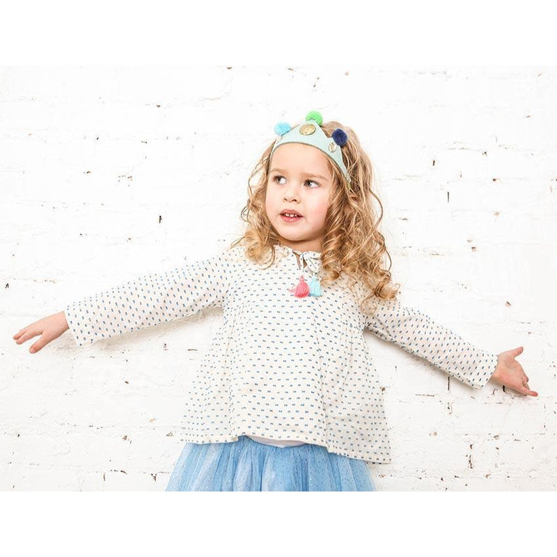 Quinn Blouse-Girl - Shirts & Tops-Everbloom-2T-Eden Lifestyle