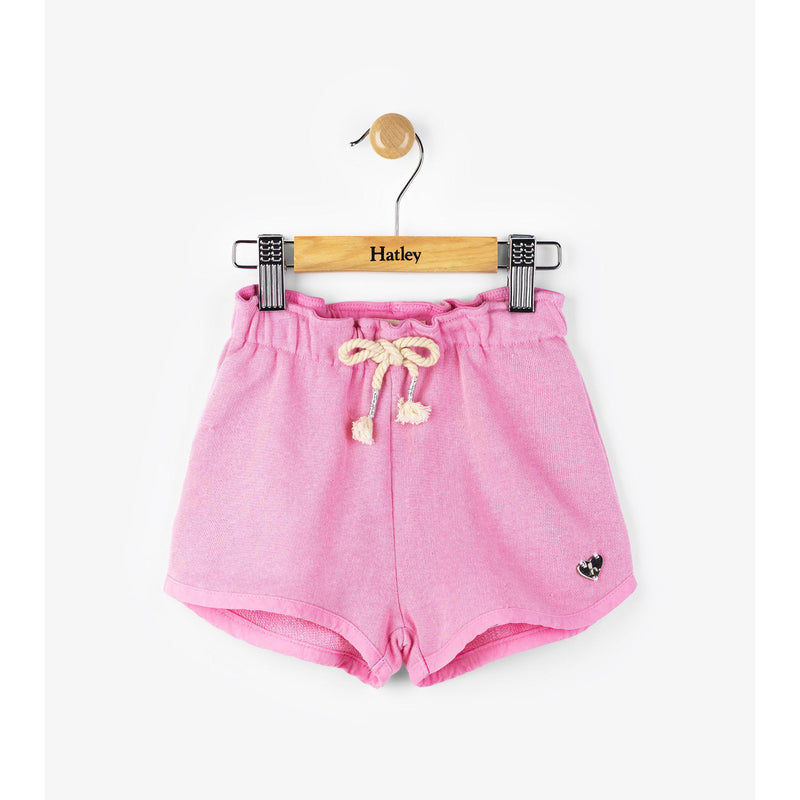 Hatley Rose Fruit Adventure Shorts-Girl - Shorts-Hatley-2-Eden Lifestyle