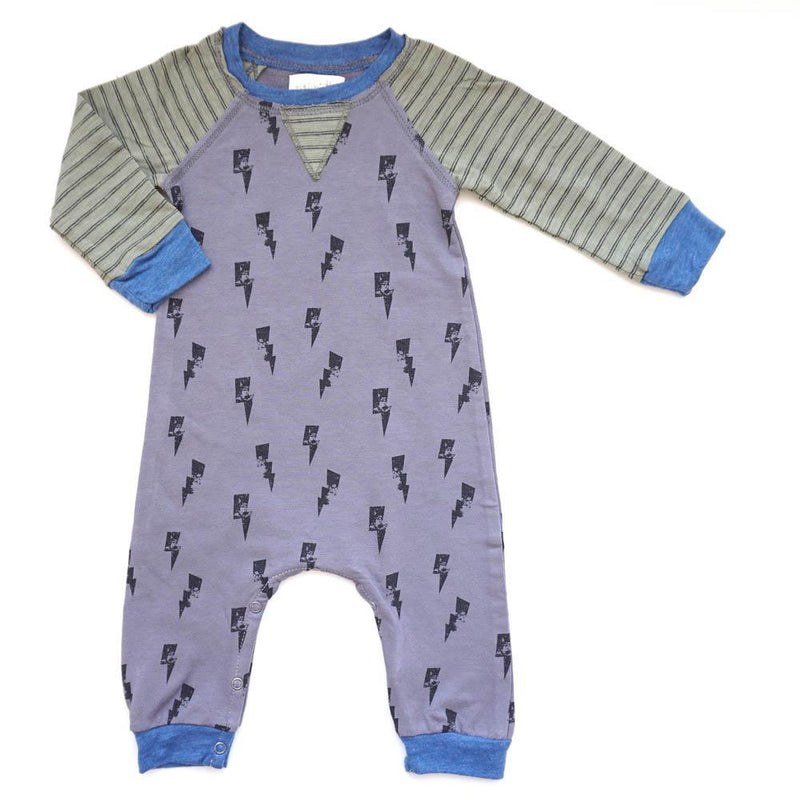 Miki Miette Henry Romper Rumble