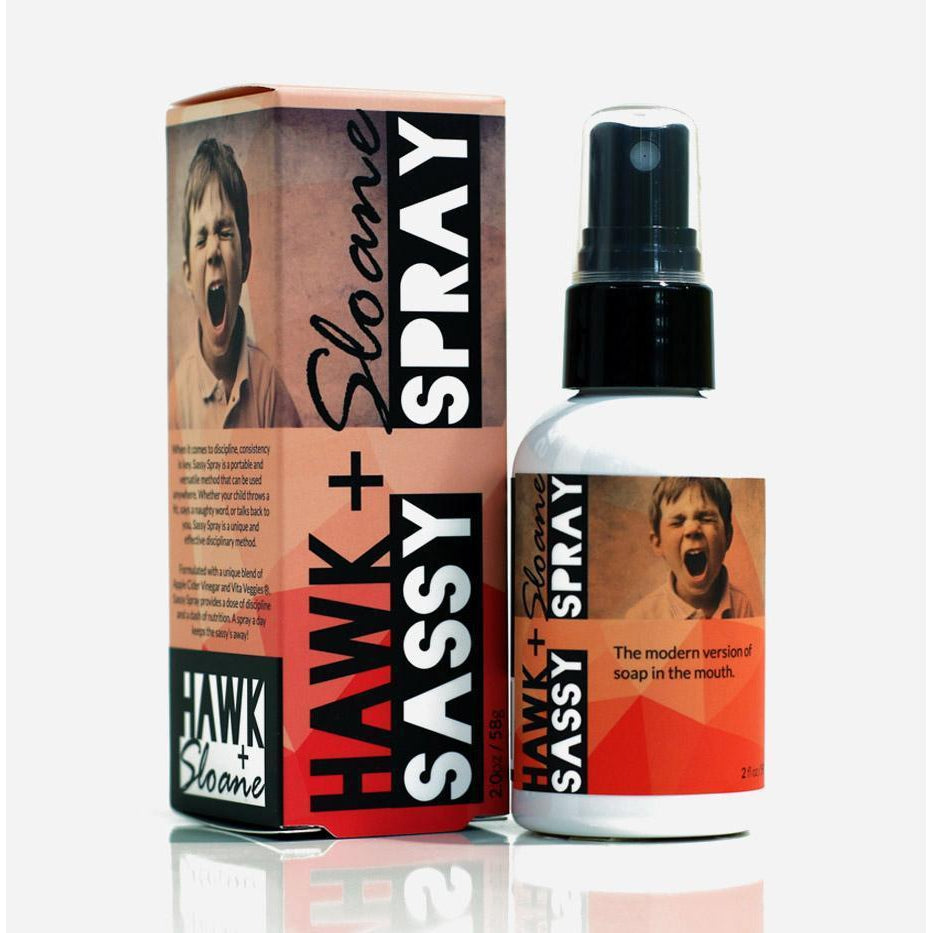 Hawk & Sloan, Gifts, Eden Lifestyle, Sassy Spray