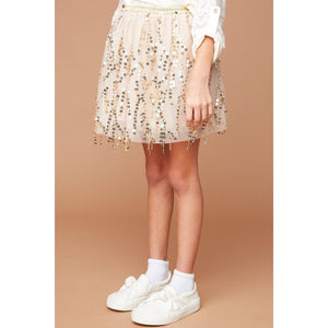 Sequence Skirt-Girl - Skirts-Hayden LA-7-Black-Eden Lifestyle