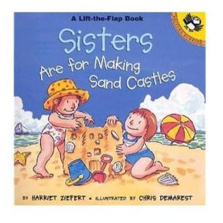 Sisters Are For Making Sand Castles-Books-Eden Lifestyle-Eden Lifestyle