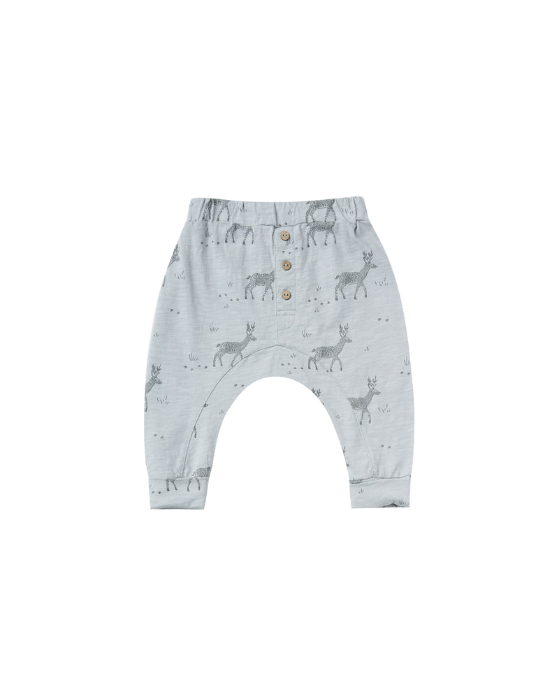 Rylee and Cru, Baby Boy Apparel - Pants,  Rylee & Cru Buck Slub Pant