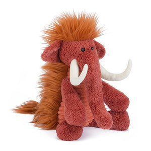 Jellycat Winston Woolly Mammoth-Gifts - Stuffed Animals-Jellycat-Eden Lifestyle