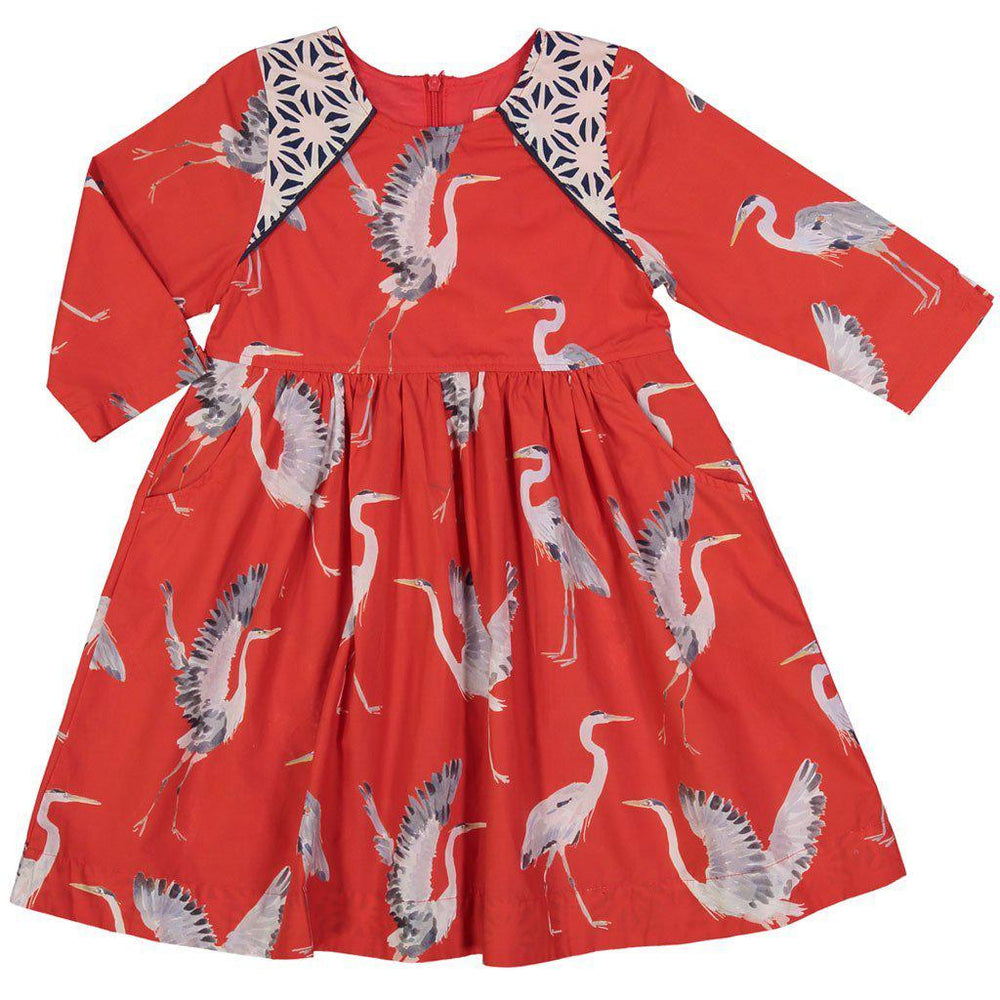 Pink Chicken, Girl - Dresses,  Pink Chicken | Songbird Dress