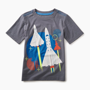 96c3dcf6ac64 Space Shuttle Graphic Tee - Tees