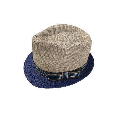 Tan Fedora-Accessories - Hats-Fore-Eden Lifestyle