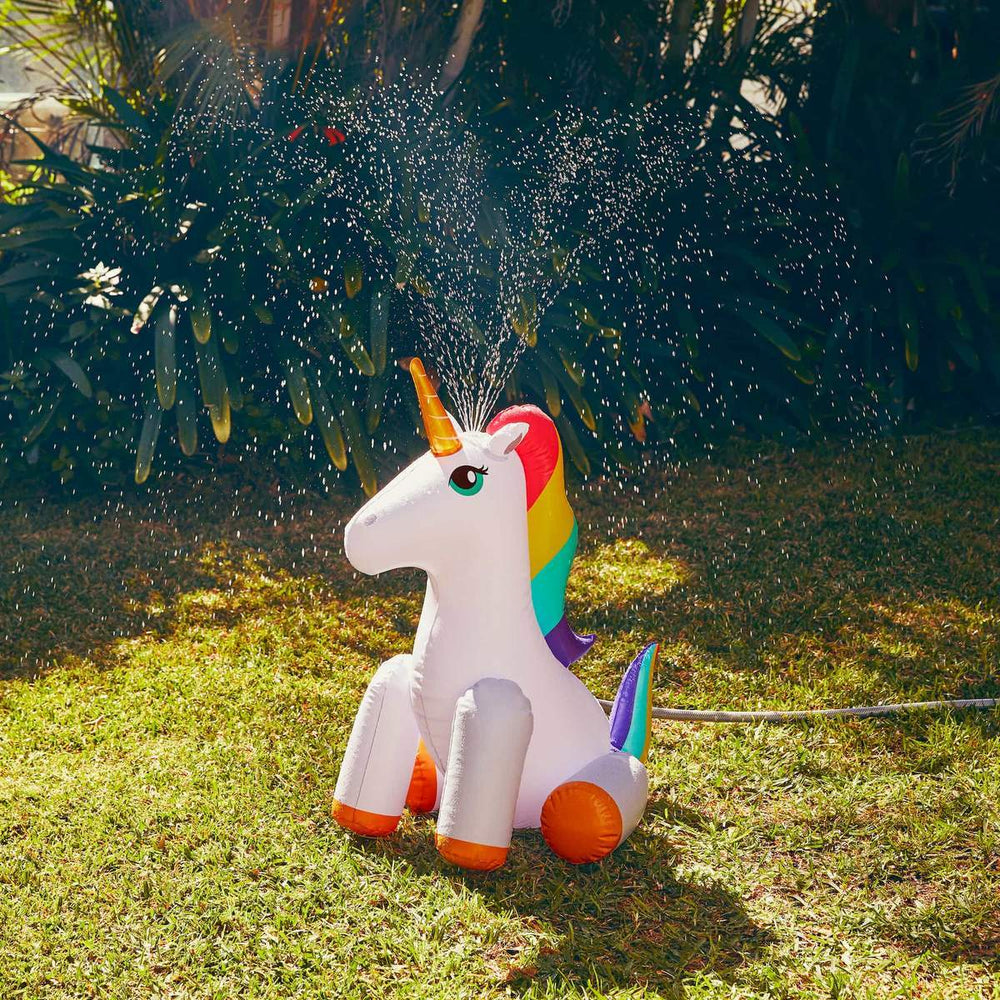 Sunnylife, Home - Outdoor,  INFLATABLE SPRINKLER | UNICORN