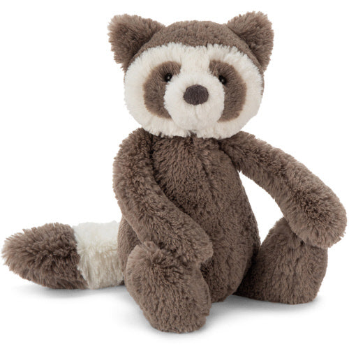 Jellycat, Gifts - Stuffed Animals,  Jellycat Bashful Small Raccoon