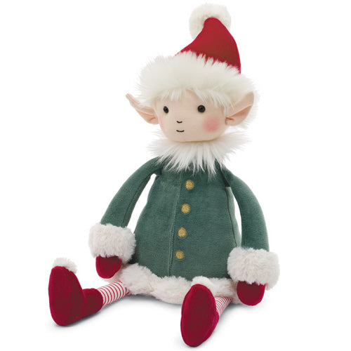 Jellycat Lefty Elf-Gifts - Stuffed Animals-Jellycat-Eden Lifestyle