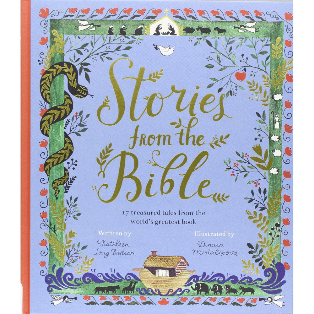 Eden Lifestyle, Books,  Stories from the Bible Book