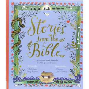 Stories from the Bible Book-Books-Eden Lifestyle-Eden Lifestyle